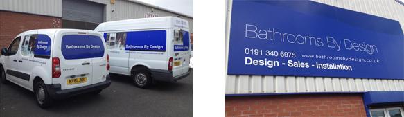 vans and premises